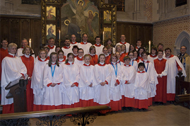 St Mary's Cathedral Choir